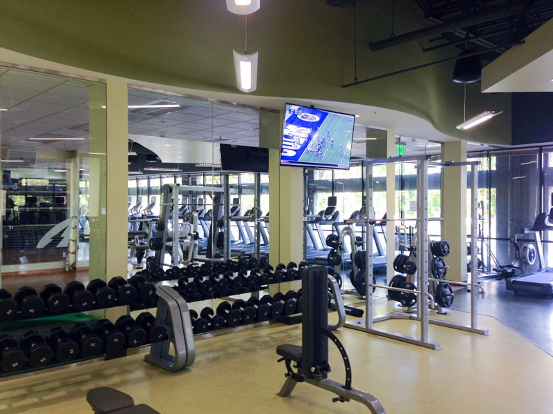 Applied Materials Fitness Center 1