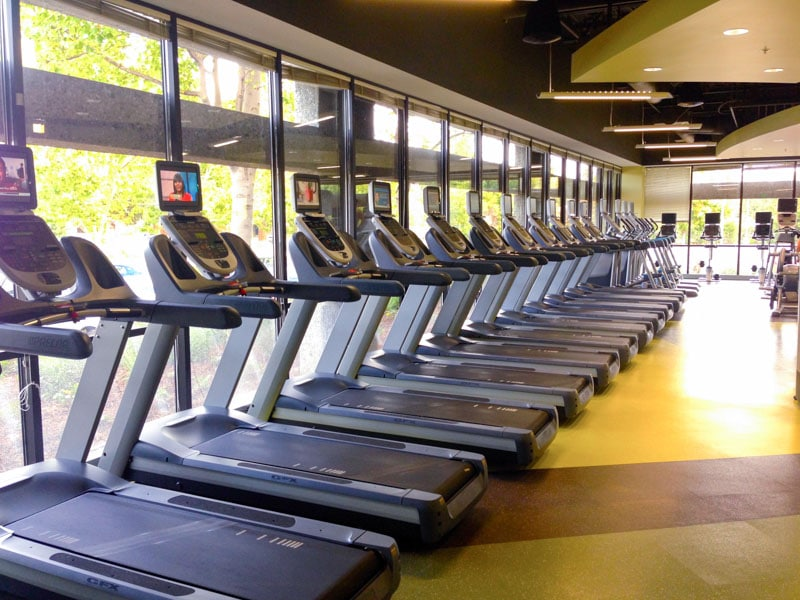 Applied Materials Fitness Center 4