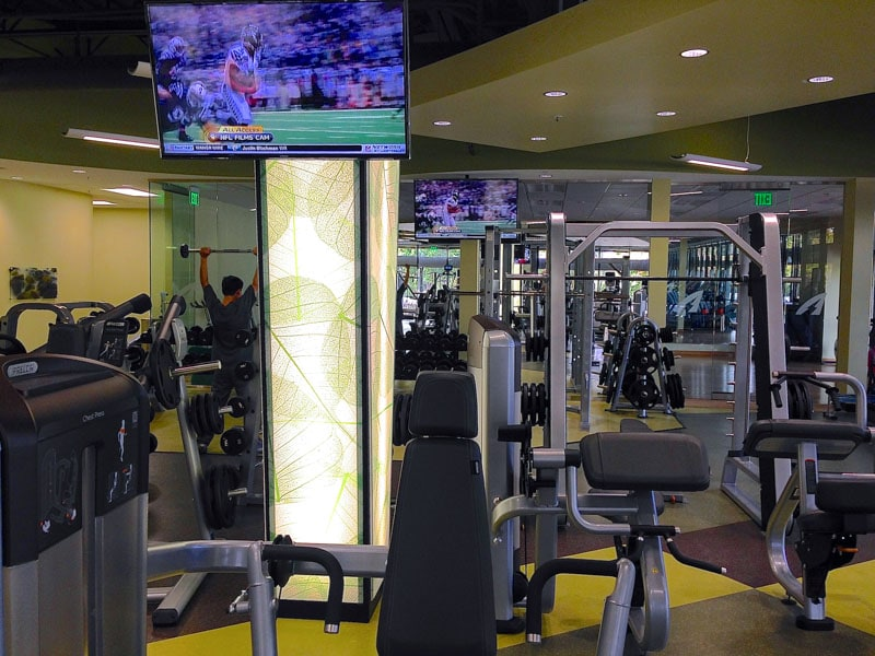 Applied Materials Fitness Center 7