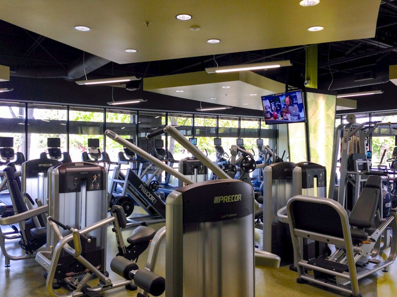 Applied Materials Fitness Center 9