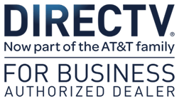 DirectTV AT&T For Business Authorized Dealer Logo